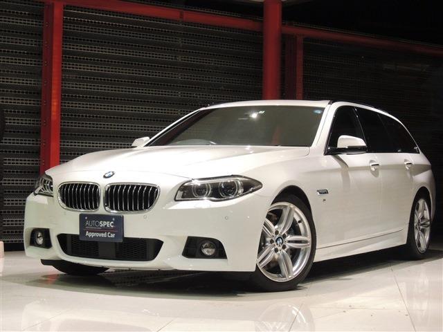 BMW 5 Series Touring 535i M Sport Package RHD MAT