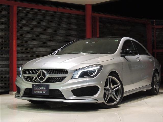 Mercedes-Benz CLA180 AMG Line RHD MAT