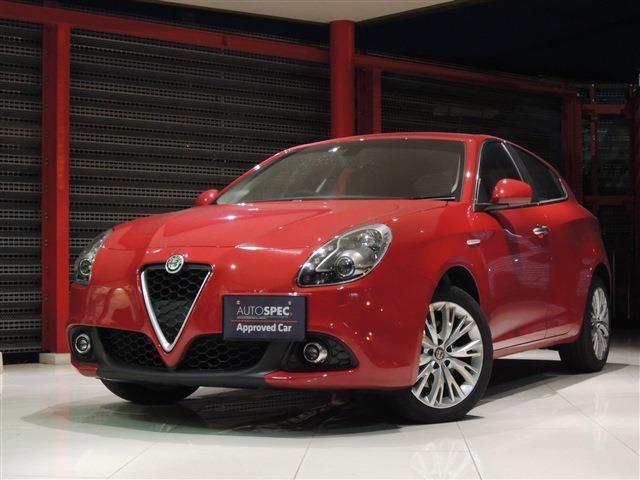 AlfaRomeo Giulietta Super RHD MAT