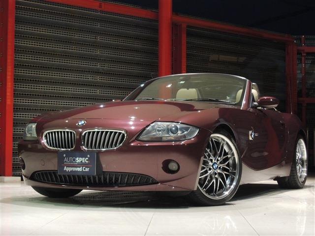 BMW Z4 3.0i RHD 5AT