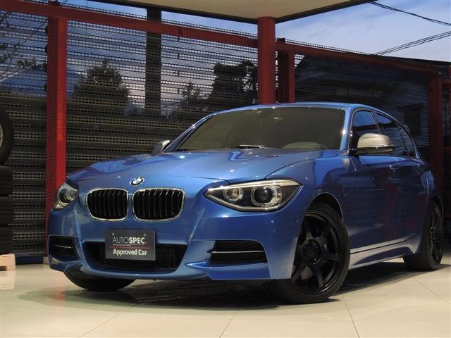 BMW 1 Series M135i LHD 6MT