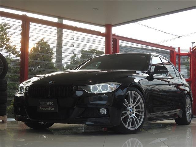 BMW 3 Series 320i M-sport Package RHD 8AT