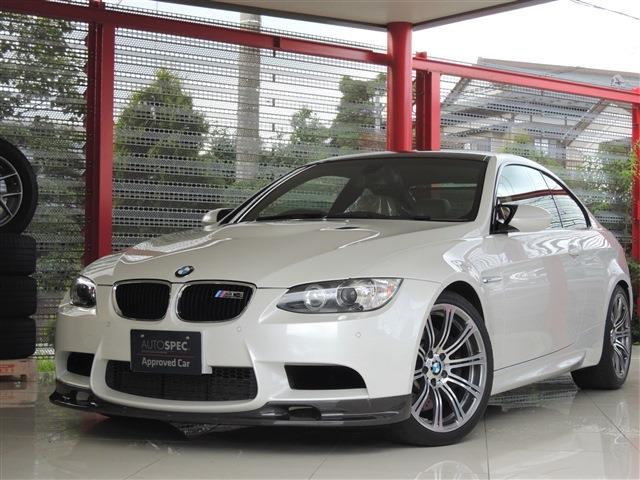 BMW M3 Coupe BMW Individual M-Drive Package RHD 7DCT