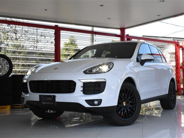 PORSCHE Cayenne PlatinumEdition Tiptronic S RHD