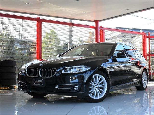 BMW 5 Series  528i Touring Luxury RHD 8AT