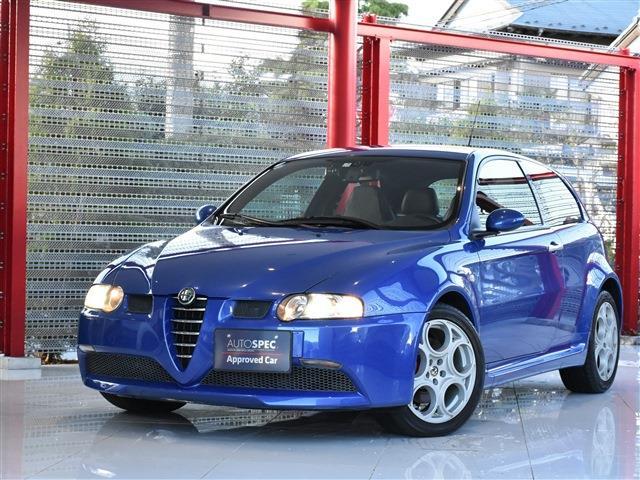 AlfaRomeo 147 GTA 3.2 V6 LHD 6MT