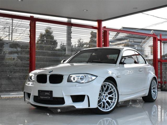 BMW 1 M Coupe LHD 6MT