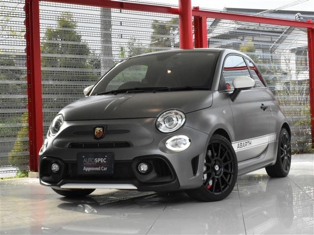 ABARTH 595 Competizione  Performance Package Ⅲ RHD 5MT