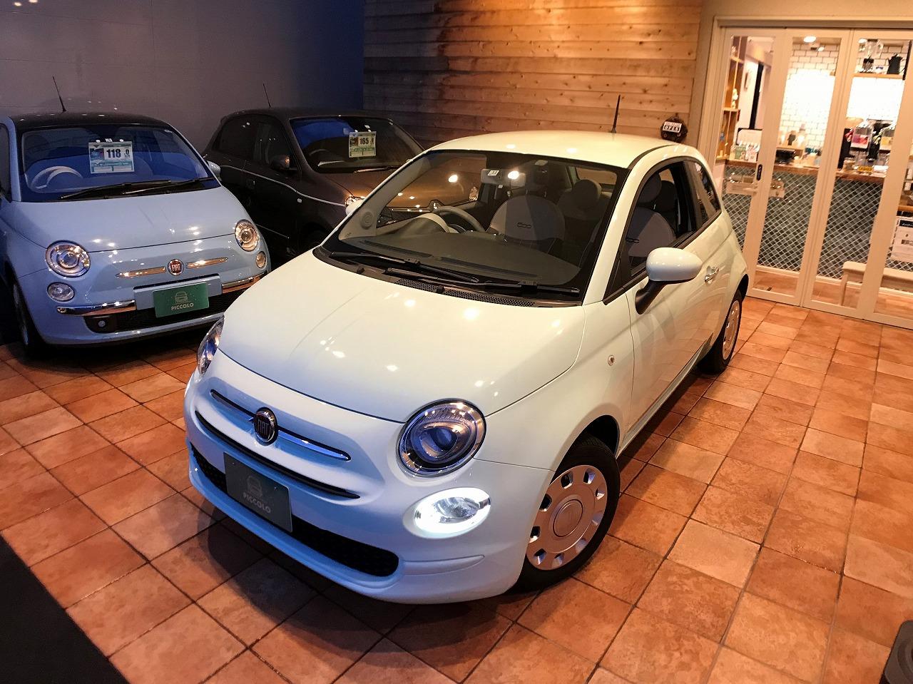 FIAT500 1.2 Pop