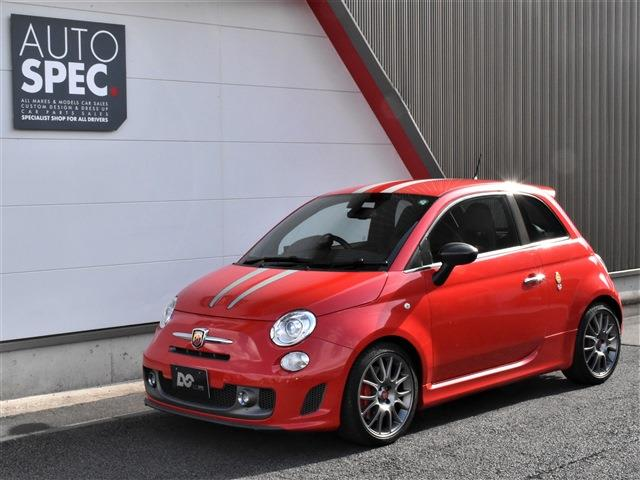 ABARTH 695 TRIBUTO FERRARI 1.4 RHD 5AT