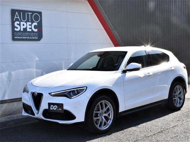 ALFAROMEO STELVIO  FIRST EDITION LHD 8AT
