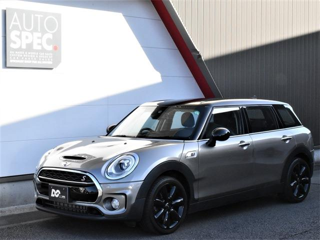 MINI CooperS Clubman