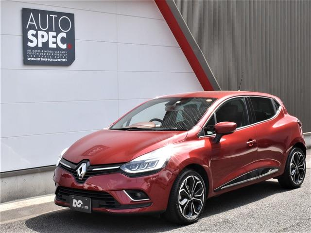 RENAULT LUTECIA INTENS RHD 6AT