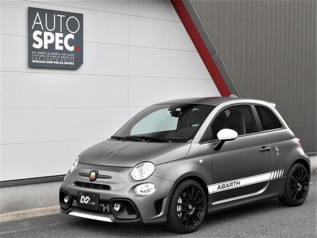 ABARTH595 Performance Package Ⅲ  LHD 5MT