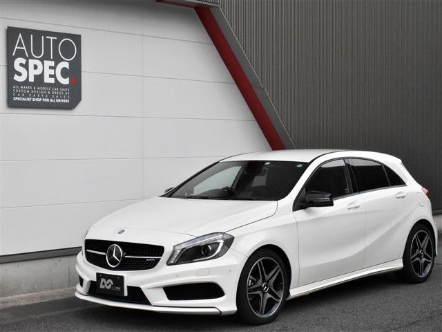 Mercedes-Benz A-Class A180 Sport Night Package