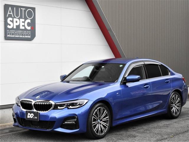 BMW 320i M sport RHD 8AT (G20)
