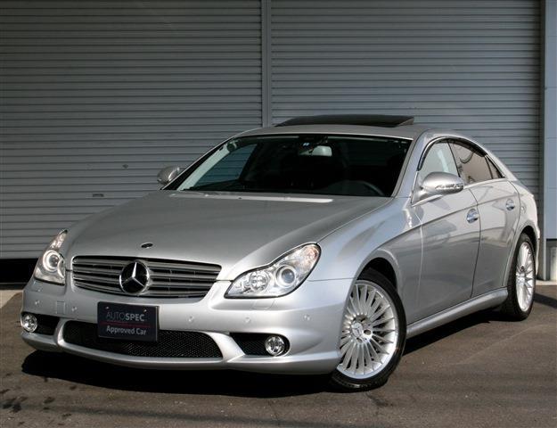 Mercedes-Benz CLS Class CLS550 AMG SportPackage LHD MAT