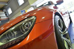 """Akrapovic Evolution System"" -BMW M6-"