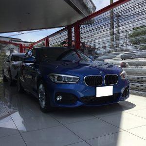 久保田様BMW118d