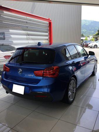 久保田様BMW118d (2)