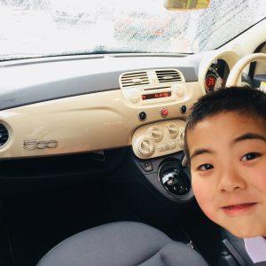 鈴木様 FIAT500 パステロ⑪