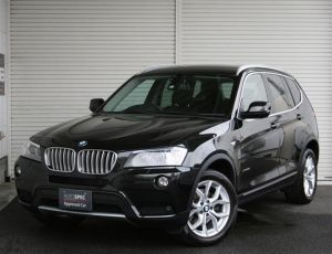 BMW X3 XDrive 28i HighLine Package RHD MAT