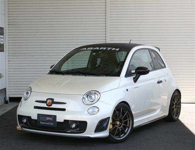 ABARTH 500 esseesse 1.4 LHD 5MT