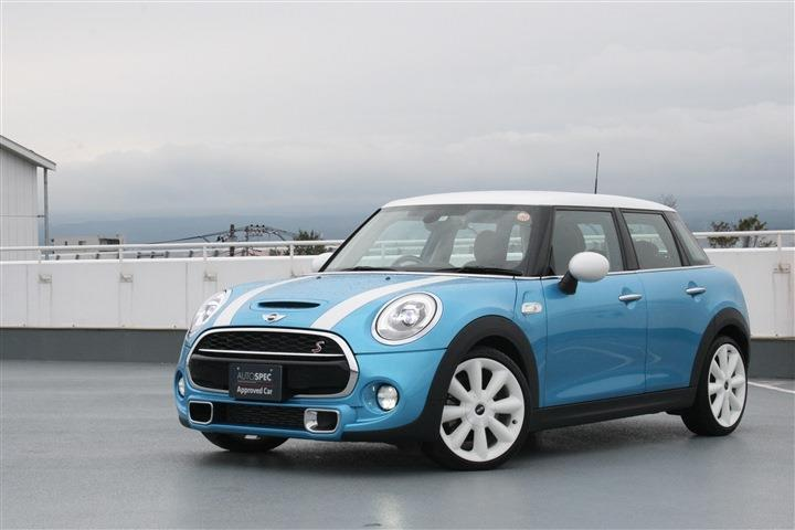 MINI 5Dr Cooper S RHD AT