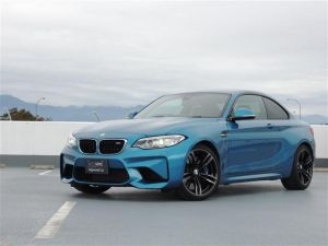 BMW M2 Coupe RHD DCT