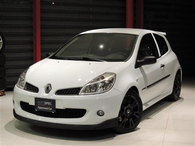 RENAULT CLIO RS 197 CUP LHD 6MT