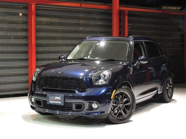 BMW MINI CROSSOVER Cooper S RHD MAT