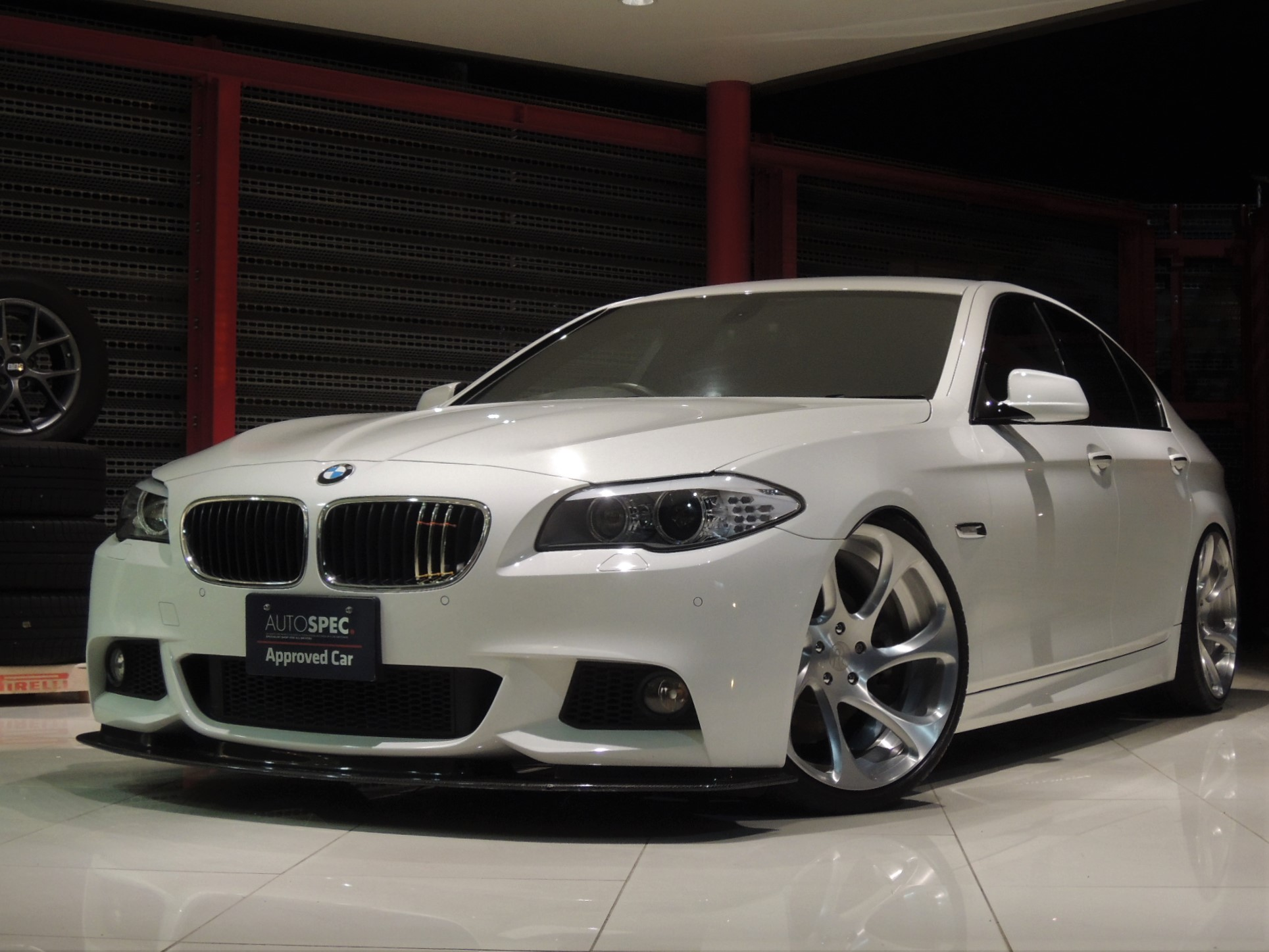 BMW 5 Series 523i M Sport Package RHD MAT