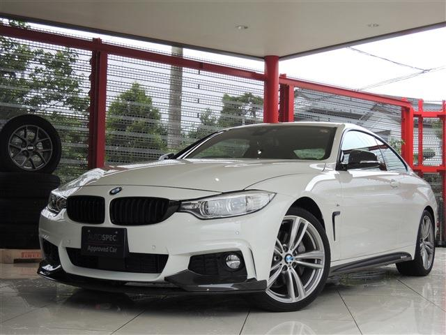 BMW 4 Series 435i Coupe M-Sport RHD 8AT