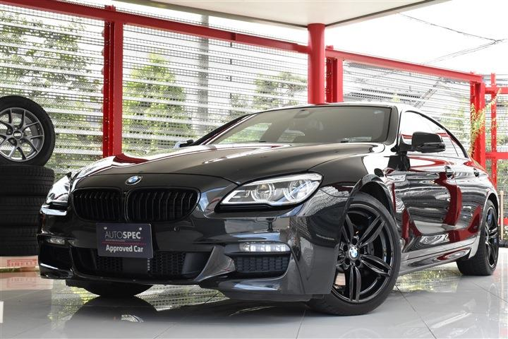 BMW 6 Series Gran Coupe 640i M SportPackage RHD 8AT