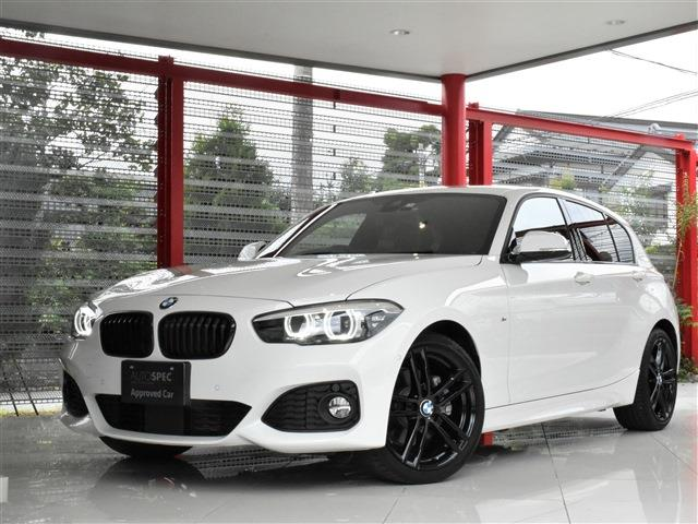 BMW 1 Series 118d M-sport Edition Shadow RHD 8AT