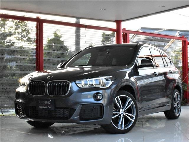 BMW X1  X-Drive18d M-Sport HighLine Package RHD 8AT