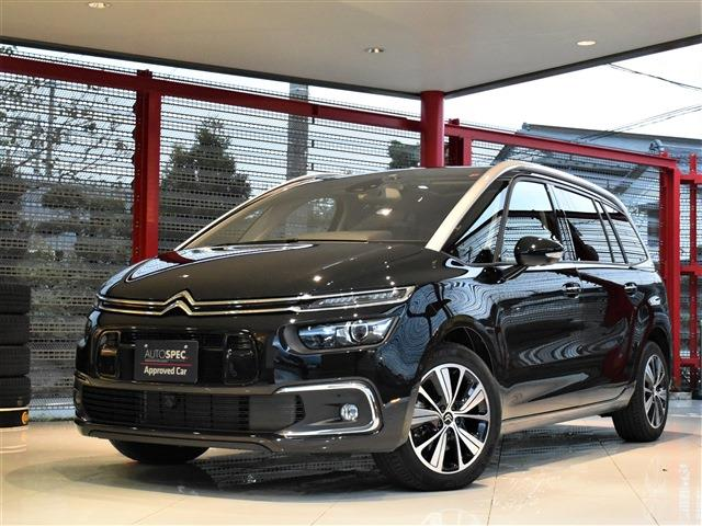 Citroen GRAND C4 SPECETOURER Shine Blue-HDi RHD 8AT
