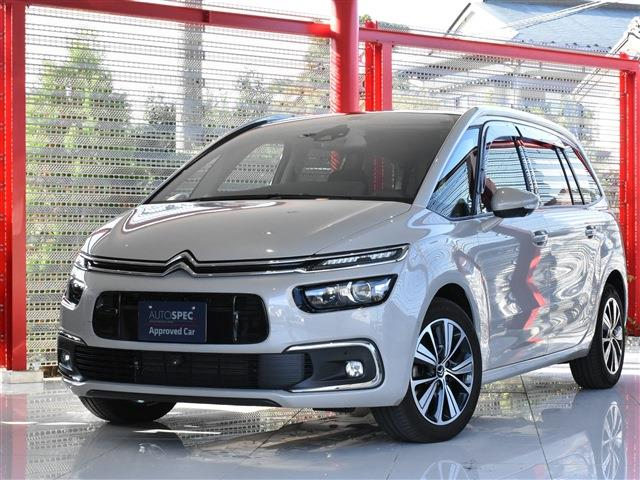 Citroen GRAND C4 Picasso BlueHDi WILD BLUE RHD 6AT