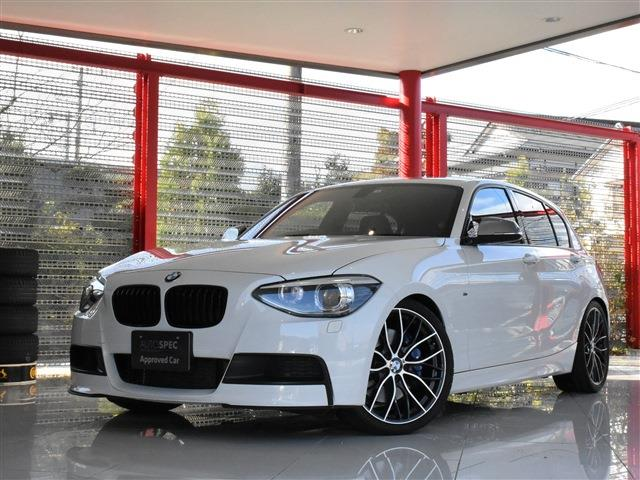 BMW 1 Series M135i RHD 8AT