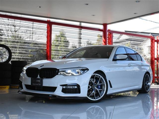 BMW 5 Series  530i M Sport RHD 8AT