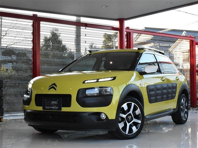Citroen C4 CACTUS Feel Edition Hello LHD 5MT