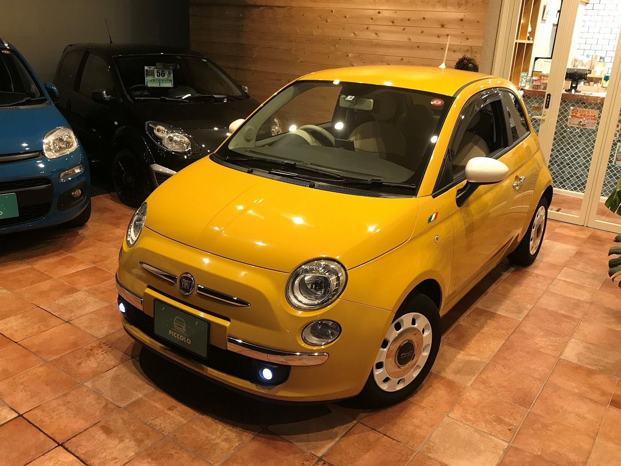 FIAT500 PASTELLO