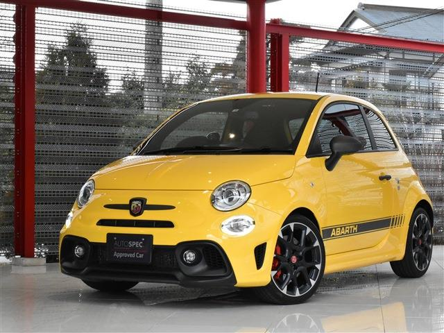 ABARTH 595 Competizione RHD 5AT 180ps