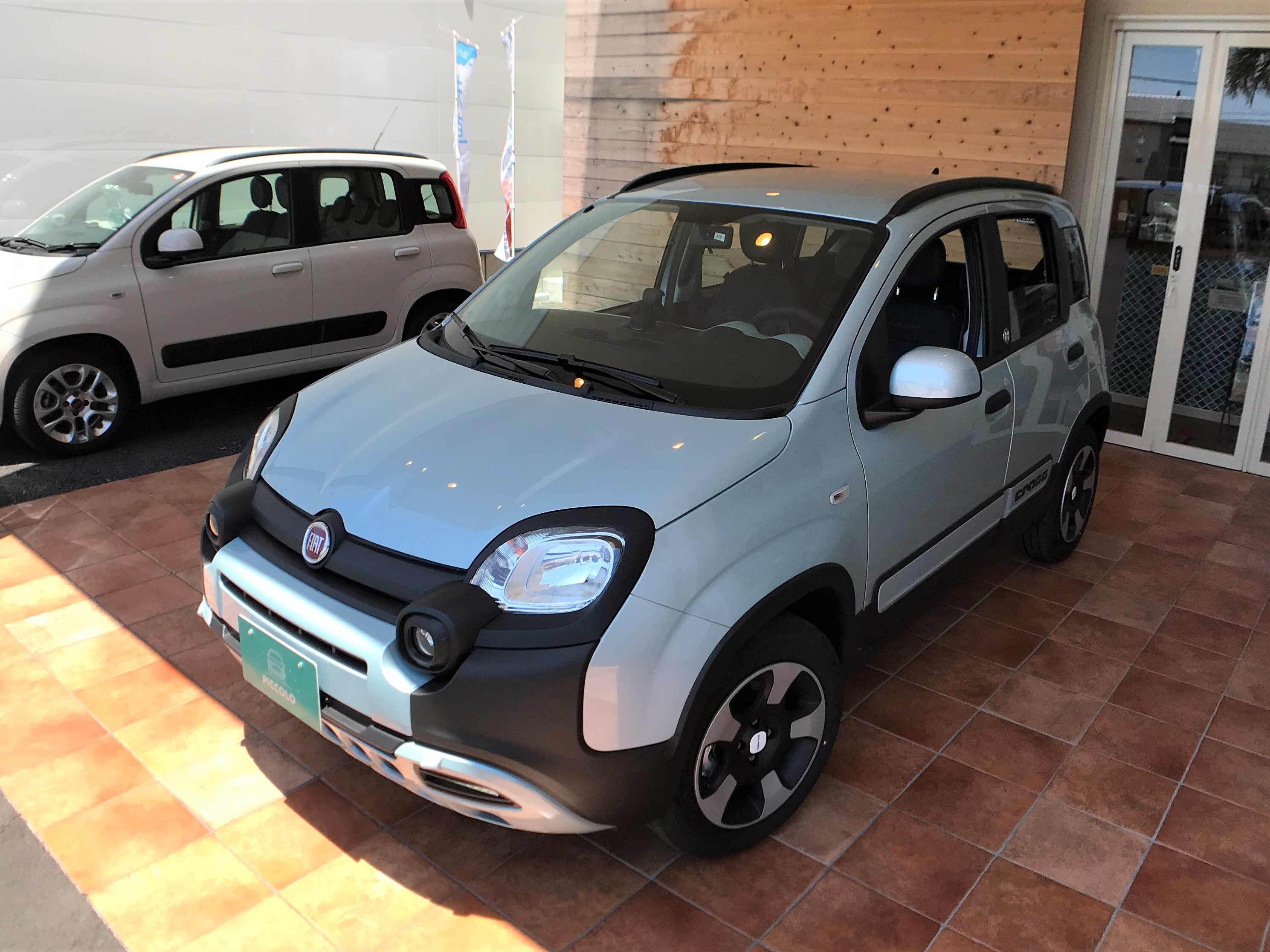 FIAT PANDA GSE S&S HYBRID 2×4 M/T LUNCH EDITION