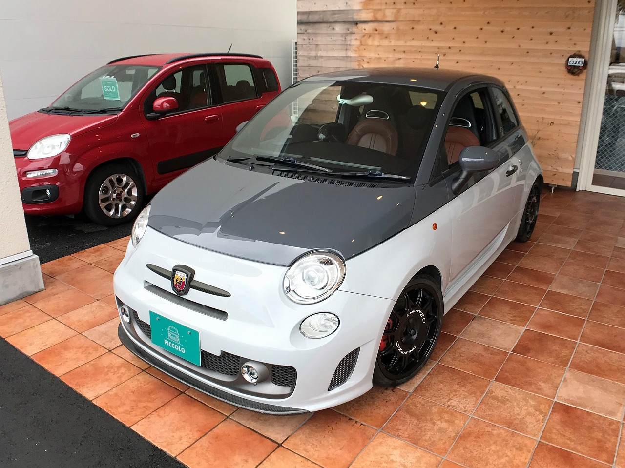 ABARTH595 TURISMO LIMITED