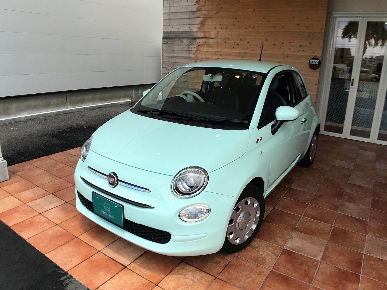 FIAT500 1.2POP