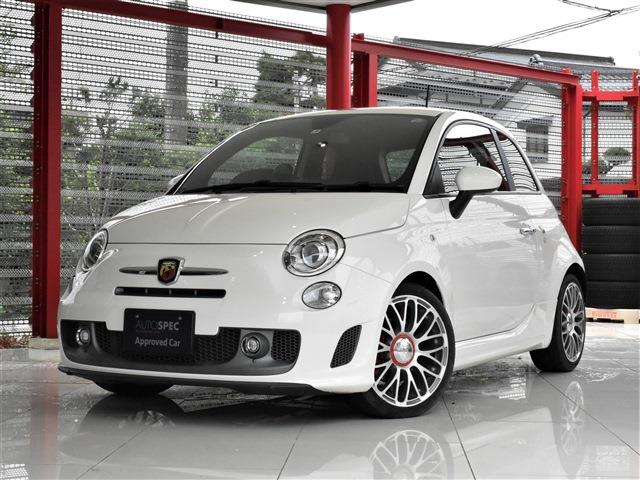 ABARTH 595 Turismo RHD 5AT
