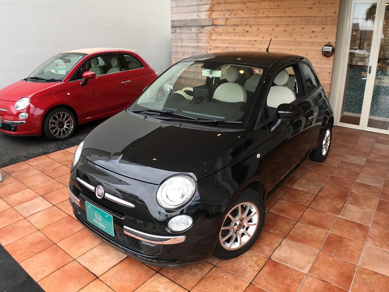 FIAT500 twinair pop
