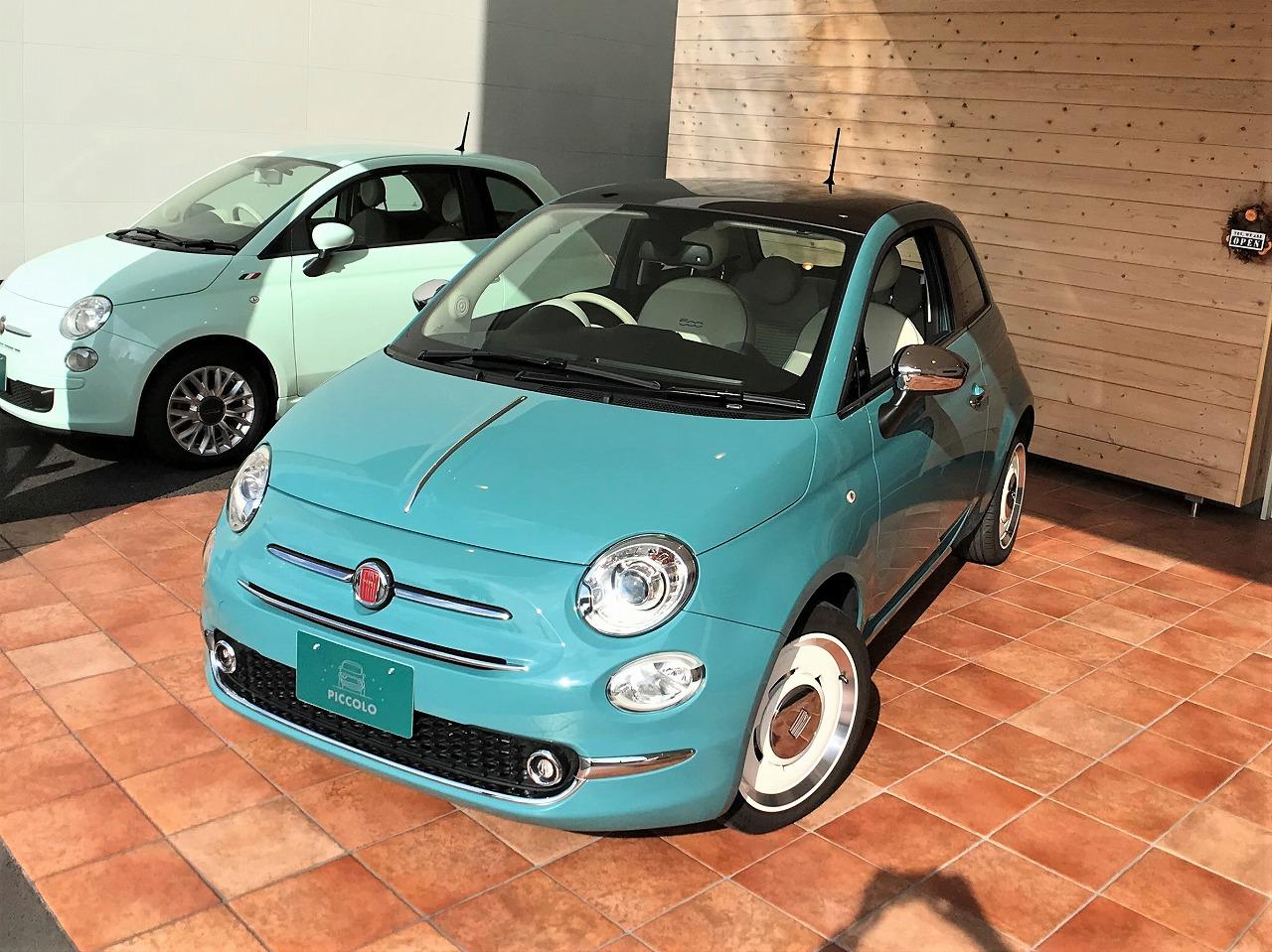 FIAT500 500 Anniversario