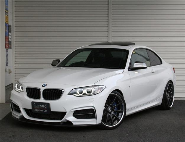 BMW 2 Series M235i RHD 6MT